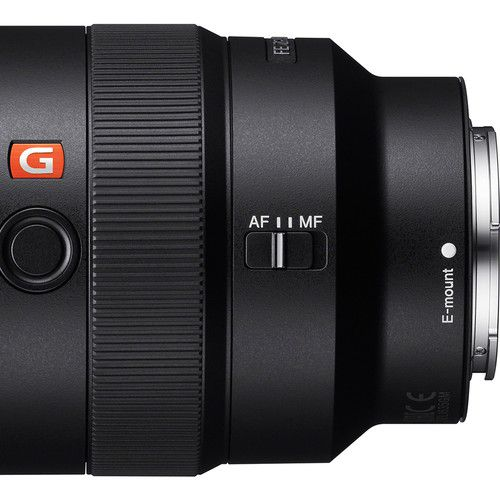 SONY FE 16-35 mm f/2,8 G Master