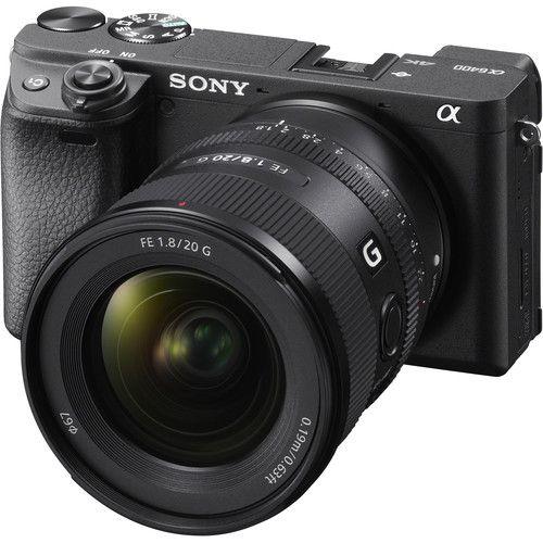 SONY FE 20 mm f/ 1.8 G