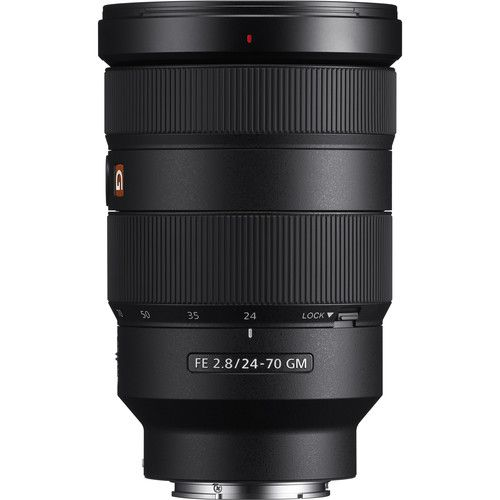 SONY FE 24-70 mm f/2.8 G Master