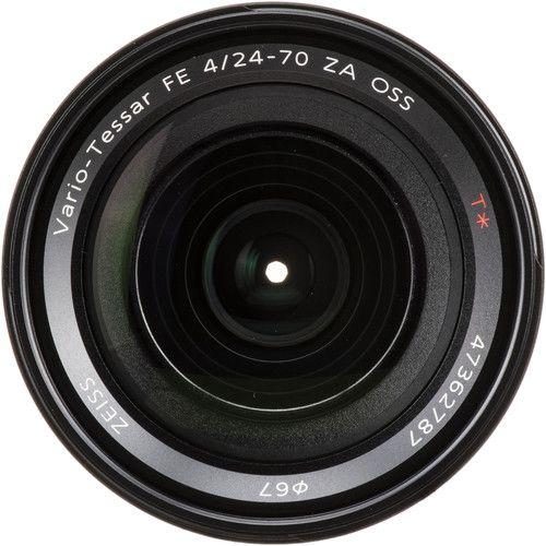 SONY FE 24-70 mm f/4 OSS ZEISS Vario-Tessar T*
