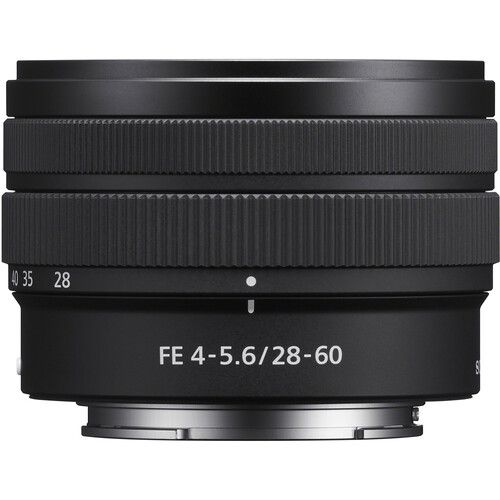 Sony FE 28-60mm f / 4-5.6