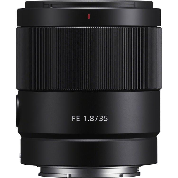 SONY FE 35 mm f/1.8
