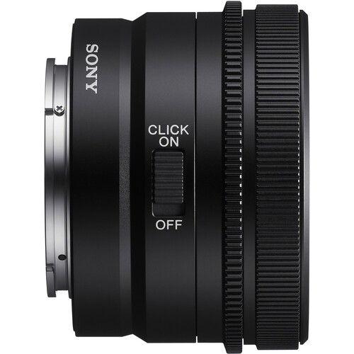 Sony FE 40 mm f / 2,5 G