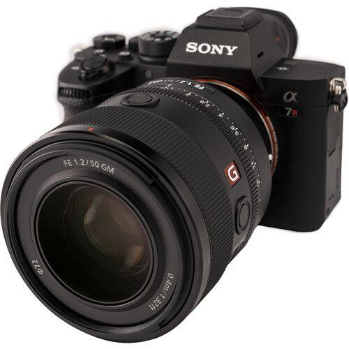 SONY FE 50 mm 1.2 GM