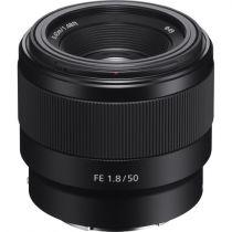 SONY FE 50 mm f/1.8 OSS