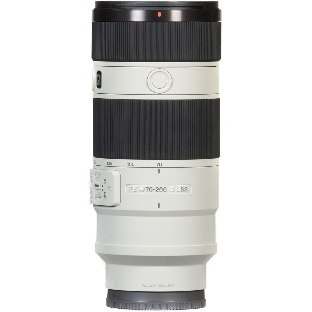 SONY FE 70-200 mm f/4 G Lens OSS