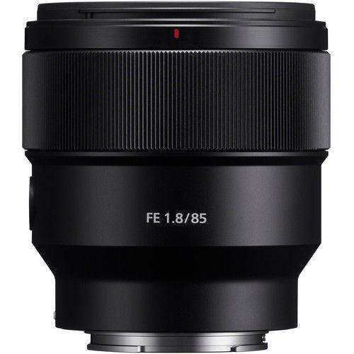 SONY FE 85mm f/1,8