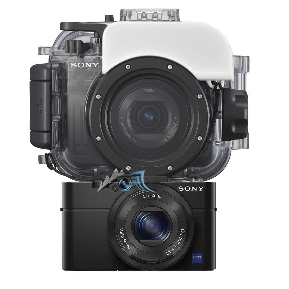 Sony RX100 M5A avec caisson Sony MPK-URX100A
