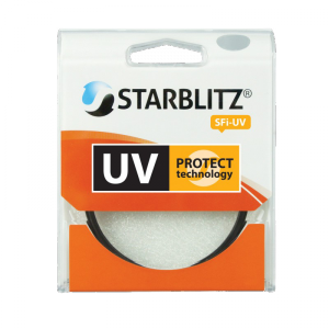 STARBLITZ Filtre de protection UV 77mm