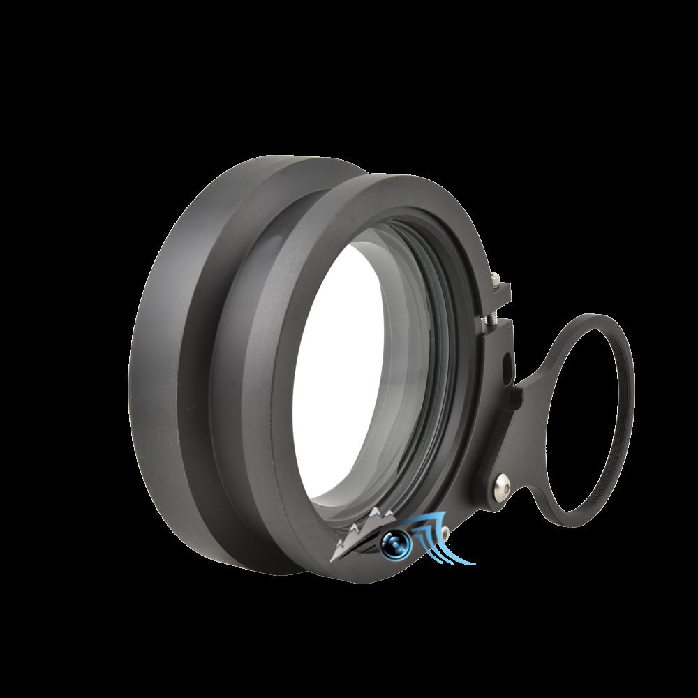 Support lentille M67 pour caisson Ikelite 100mm type G16