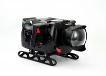 Système de cinéma numérique pour Red Epic & Scarlet (hublot N200 pour lentilles PL, RedTouch 7, comprend un hublot grand angle e