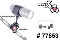 TLC adaptateur universel lampe de mise au point et clamp TLC 77853