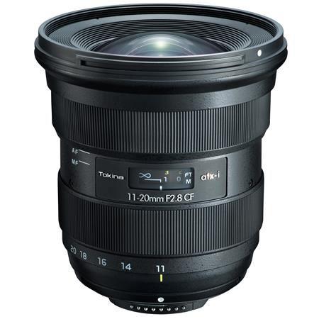 Tokina ATX-i 11-20mm CF f / 2.8 pour Nikon EF