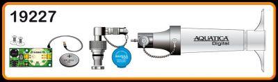 Vacuum avec pompe et détecteur d\'humidité pour Aquatica