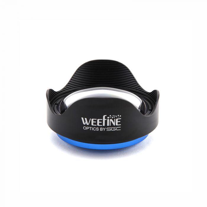 Weefine WFL11 Objectif grand angle pour 24 mm/M52 (90 degrés)